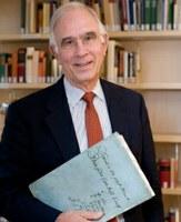 Akademie-Mitglied Christoph Wolff in den Orden Pour le mérite aufgenommen