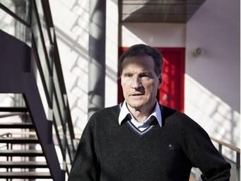Akademie-Mitglied Prof. Frank Steglich erhält Fritz London Memorial Prize