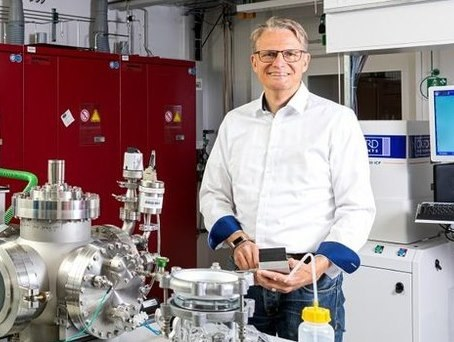 Akademie-Mitglied Prof. Marius Grundmann mit Rudolf-Jaeckel-Preis 2020 ausgezeichnet