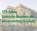 Akademie-Präsident Prof. Hans Wiesmeth zu 175 Jahren Sächsische Akademie der Wissenschaften