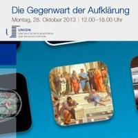 Akademientag 2013: Die Gegenwart der Aufklärung – 28. Oktober 2013 in Berlin