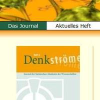 Aktuell erschienen: Denkströme, Heft 9 (2012)