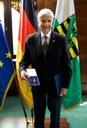 Alt-Präsident Prof. Uwe-Frithjof Haustein erhält Bundesverdienstorden erster Klasse
