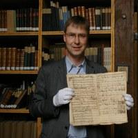 Autographe Benda-Kantaten in Gotha identifiziert