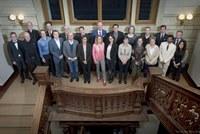 Begrüßung der neu berufenen Leipziger ProfessorInnen