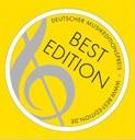 Best Edition 2013: Der erste Band des Bach-Repertoriums wurde auf der Frankfurter Musikmesse ausgezeichnet