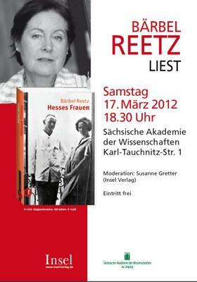 Buchmesse Reetz