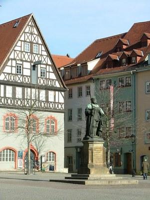 Jena, Marktplatz