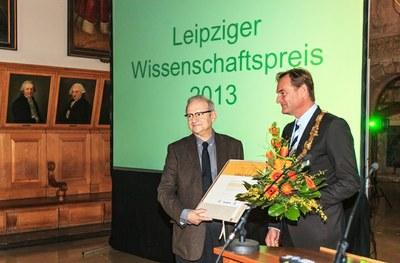 Leipziger Wissenschaftspreis 2013 Bild 8
