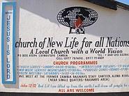 multiple secularities: sa church