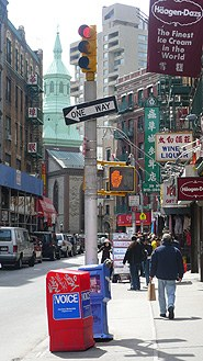 multiple secularities: usa chinatown