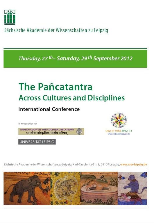 Plakat Pancatantra