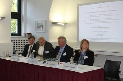 Sächsisch-magdeburgisches Recht in Polen, Buchpräsentation in Magdeburg, Bild 2