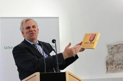 Sächsisch-magdeburgisches Recht in Polen, Buchpräsentation in Magdeburg, Bild 4