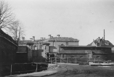 Wehrmachtgefängnis Fort Zinna in Torgau