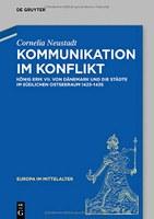 Buchpräsentation: Kommunikation im Konflikt. König Erik VII. und die Städte im südlichen Ostseeraum