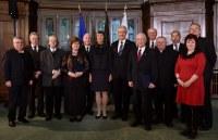 Bundesverdienstkreuz für Akademie-Mitglied Lothar Eißmann