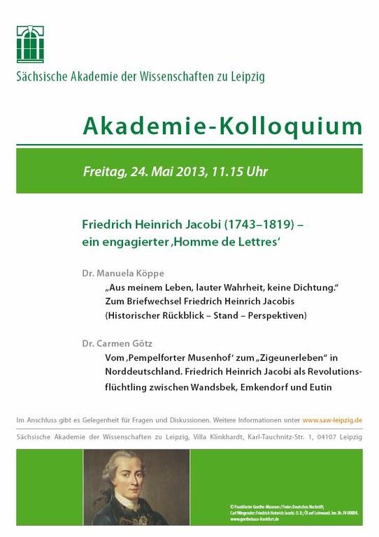 Einladung Akademie-Kolloquium 24. Mai 2013