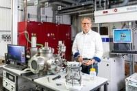 Akademie-Mitglied Prof. Marius Grundmann forscht mit BMBF-Förderung am Spektrometer für jedermann