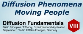 "Internationale Konferenz ""Diffusion Fundamentals VIII"" mit SAW-Beteiligung"