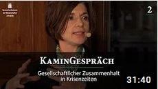 Jetzt in der Mediathek: Kamingespräch mit Jutta Allmendinger, Jan Wetzel und Martin Machowecz