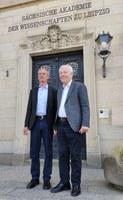 Jörg Kärger und Jürgen Caro erhalten den mit 200.000 Euro dotierten Eni Award