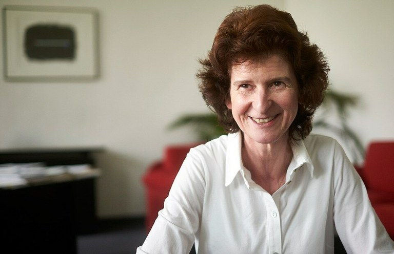 Dr.  Eva Maria Stange; Bildrechte: Dr. Eva Maria Stange