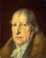 Georg Wilhelm Friedrich Hegel, Portait von Jakob Schlesinger