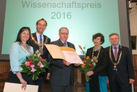 Rückblick auf die Verleihung des Leipziger Wissenschaftspreises 2016