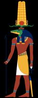 Der Krokodilsgott Sobek / Wikimedia (CC-BY-SA)