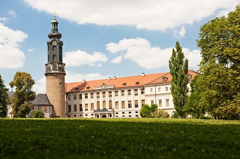 Stadtschloss Weimar, Bild: Klassik Stiftung Weimar