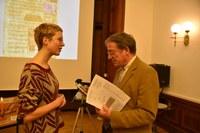 """Rückblick auf internationale Tagung des Akademie-Projekts """"Althochdeutsches Wörterbuch"""""""