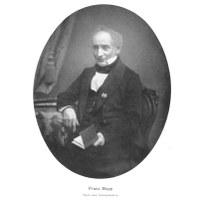 Franz Bopp. Foto: Universitätsbibliothek Würzburg, H.p.f.540-3,97 urn:nbn:de:bvb:20-hpf540397/1-2 [CC BY-NC-SA 4.0].