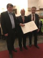 SAW-Mitglied Thomas Bley erhält DECHEMA-Medaille