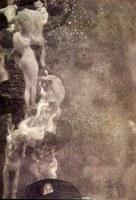 Gustav Klimt: Die Philosophie (1907, Fakultätsbild der Universität Wien)