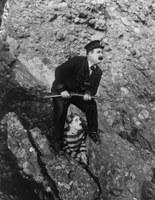 Frank Coleman in The Adventurer von Charlie Chaplin (Quelle: Wikimedia)