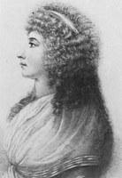 Zeichnung der Charlotte von Stein / Wikipedia (gemeinfrei)