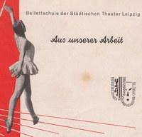 Tanz in der DDR – Akademie-Kolloquium am 24. Januar 2014