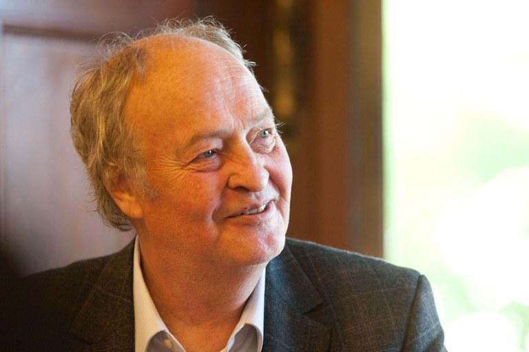 Prof. Christian Martin Schmidt; Foto: Dirk Brzoska
