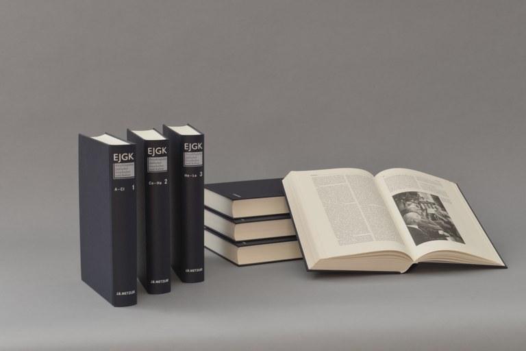 Die Enzyklopädie jüdischer Geschichte und Kultur (Foto: Markus Scholz)