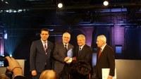 Zukunftspreis für Peter Offermann und Manfred Curbach