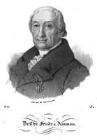 Christoph Friedrich von Ammon, Prof. Dr. phil.