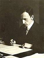 Cuno Hoffmeister, Prof.