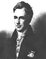 Bernhard August von Lindenau, Dr. jur.