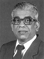 Kalathur S. V. Santhanam, Prof. Ph.D.