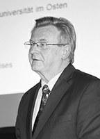 Hans Wiesmeth, Prof. Dr. rer. pol. habil.