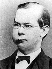 <b>Johann Karl</b> Friedrich Zöllner, Prof. Dr. phil. habil. - portrait