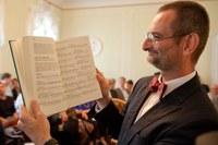 Präsentation des Mendelssohn-Werkverzeichnisses am 26.8.2009