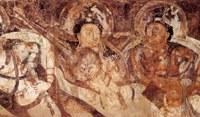 Kizil Höhle 77 Statuenhöhle