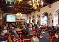 Öffentliche Frühjahrssitzung im Festsaal des Alten Rathauses
